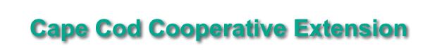 Cape Cod Cooperative Extension